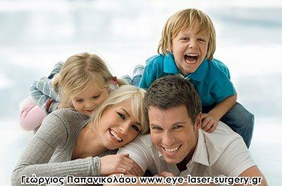 Πιστοποιητικό Οφθαλμολογικής Εξέτασης Παιδιών